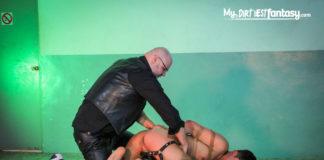 My Dirtiest Fantasy: Jacob Ryan & The Puppeteer 1