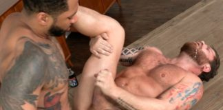 Riley Mitchel & Jaxx Maxim - Loaded: Muscle Fuck! 1