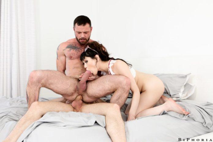 Biphoria: Audrey Noir, Wolf Hudson & Sergeant Miles 1