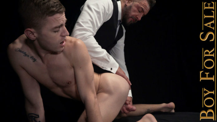 Boy For Sale: Tom Bentley - Chapter 2 with Dolf Dietrich 1