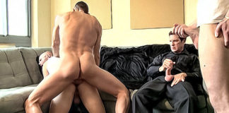 Daddy Sex Files: David Chase & Ross Bailey 1