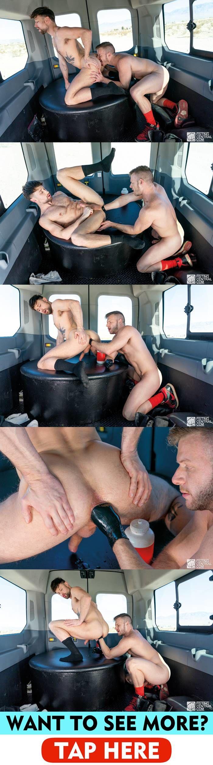 Drew Dixon & Brian Bonds – Fist Bus 2