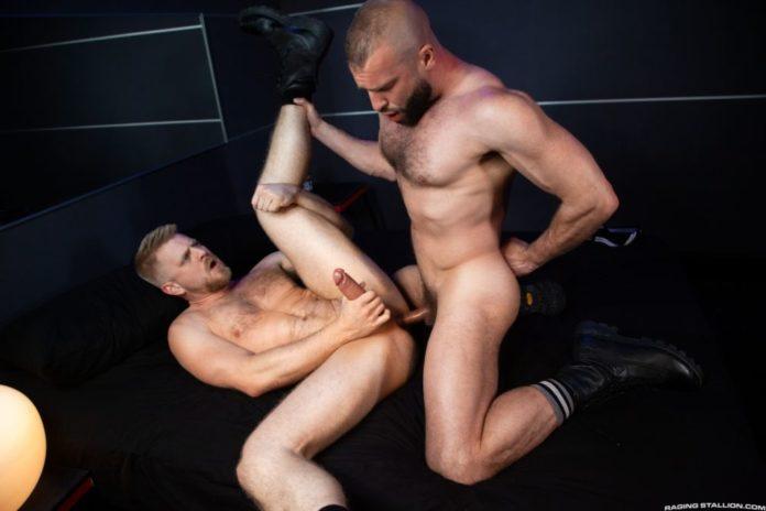 Logan Stevens & Donnie Argento - Cock Hunter 1