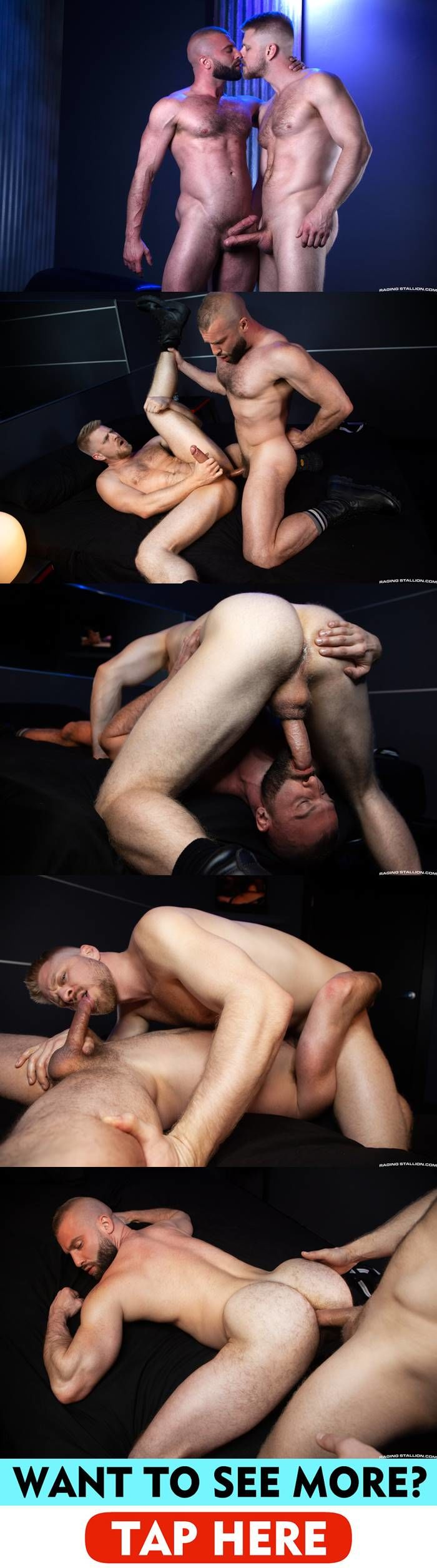 Logan Stevens & Donnie Argento - Cock Hunter