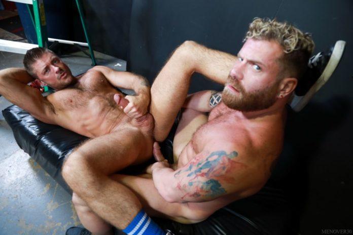 Men Over 30: Jack Andy & Riley Mitchel 1