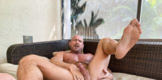 Men Over 30: Killian Knox - Dildo Solo 1
