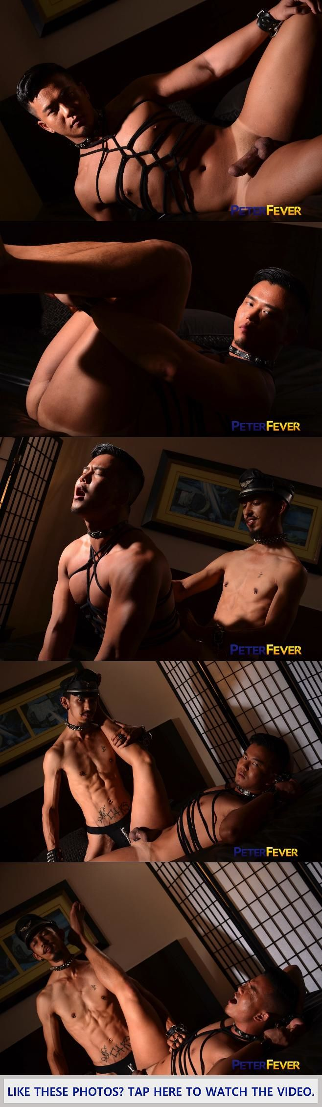Peter Fever Kink: Rave Hardick & Alex Chu 1