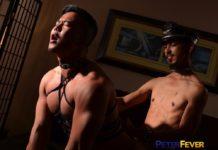 Peter Fever Kink: Rave Hardick & Alex Chu 2