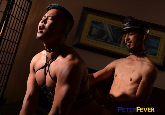 Peter Fever Kink: Rave Hardick & Alex Chu 2