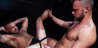 Wade Wolfgar & Sean Harding - Cock Hunter 1