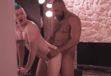 Axel Abysse & Ray Diesel - Gay Fisting 1