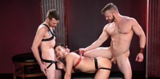 Deep In The Club: Scene 1 - Brian Bonds, Alex Killian & Mike Monroe 3