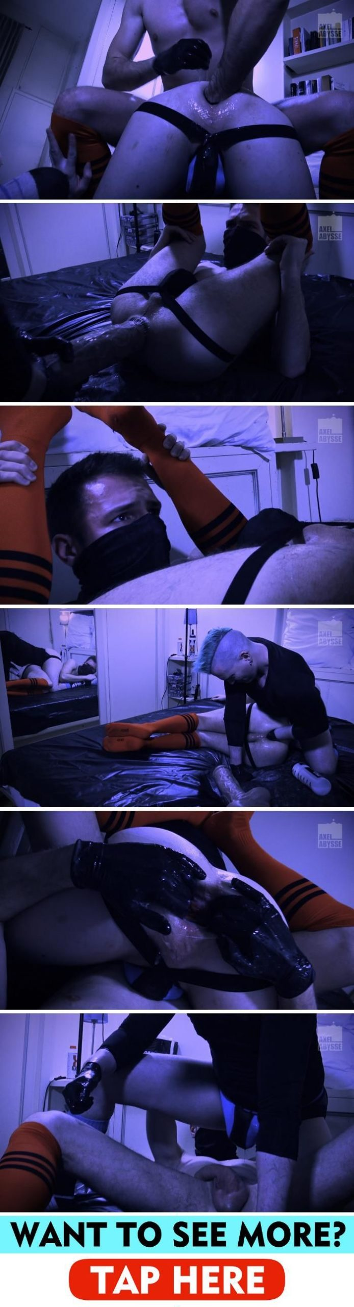 Harvyap & Axel Abysse – The Other Side – Part 2 1