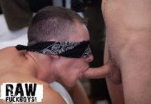 Raw Fuck Boys: Logan, Hunter Blake & Calvin Pratt 2