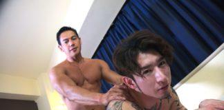Ryuji Fucks Yusaku For Peter Fever 2