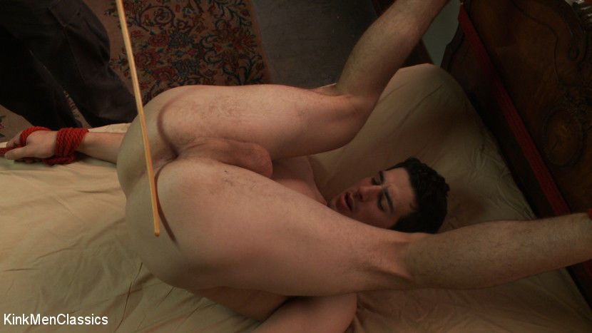 Tyler Alexander: Tormented and Edged in Bondage