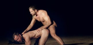 Dominic Pacifico Dominates Alex Hawk for KinkMen 1