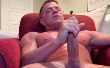 Extra Big Dicks: Solo Session With Tyler Saint 1