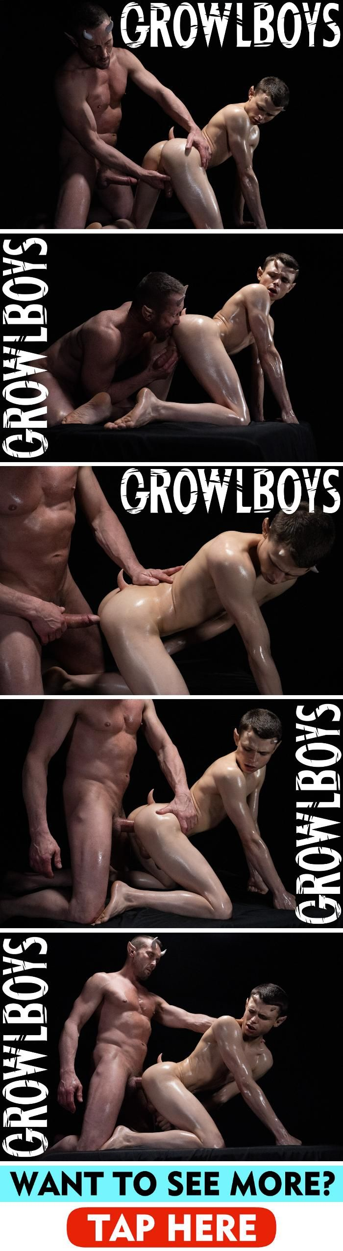 Growlboys: Austin L Young - Chapter 5: The Faunlet 1