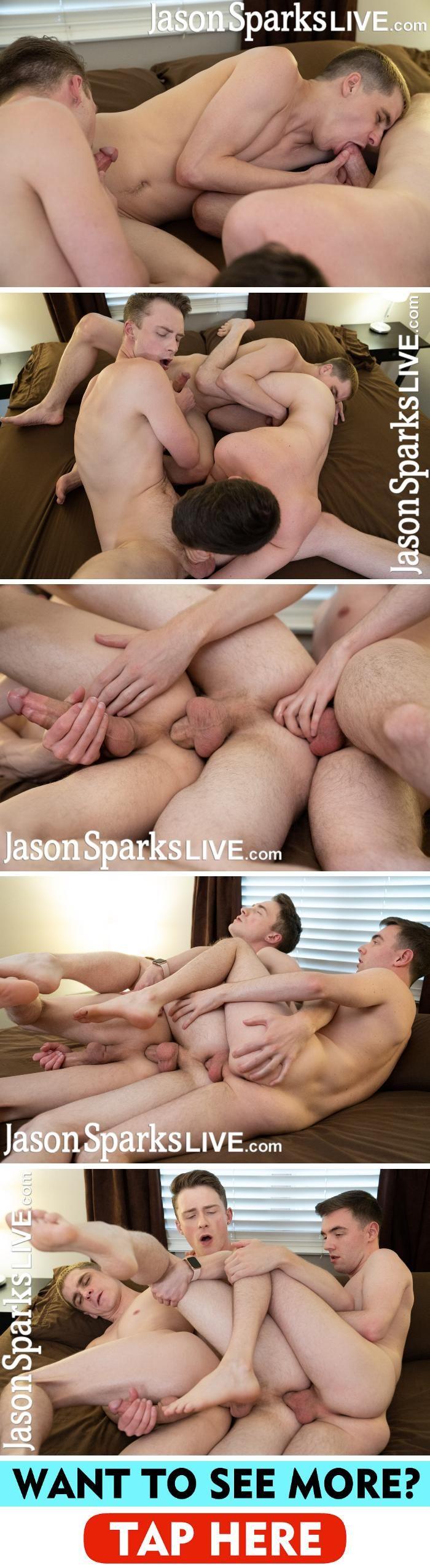 Jason Sparks Live: Cole Blue, Marcus Ryan & Lucas Ryder 1
