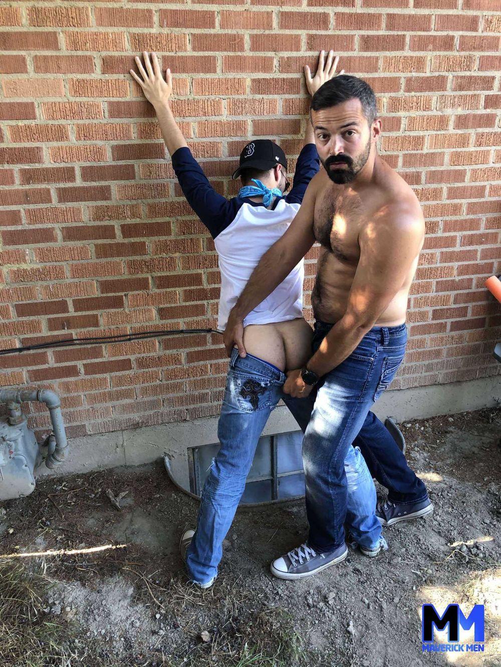 Maverick Men: Fuck Me In The Backyard 1