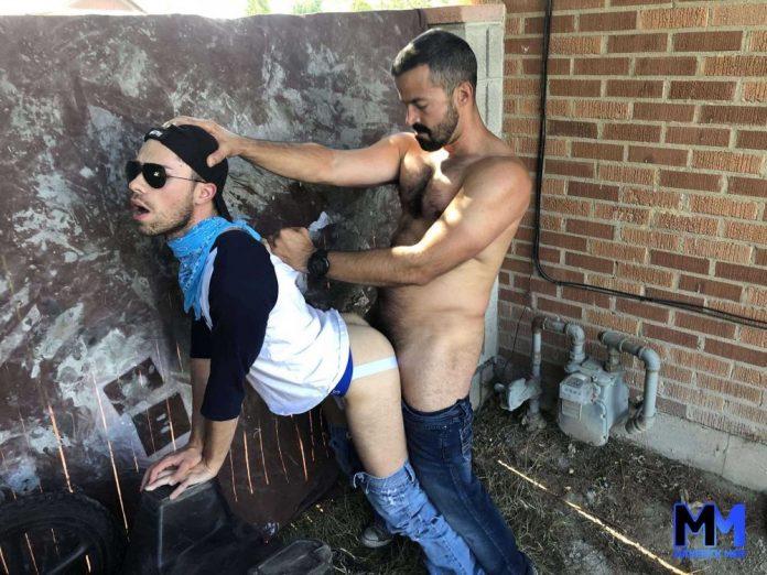 Maverick Men: Fuck Me In The Backyard 2