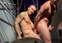 The Big C Men: Cory & Isaac - Flip Fuck 1