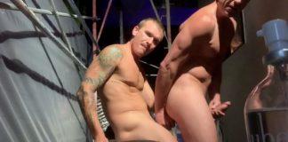 The Big C Men: Cory & Isaac - Flip Fuck 1