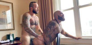 Pride Studios Presents Muscle Bears Atlas Grant & Julian Torres 1