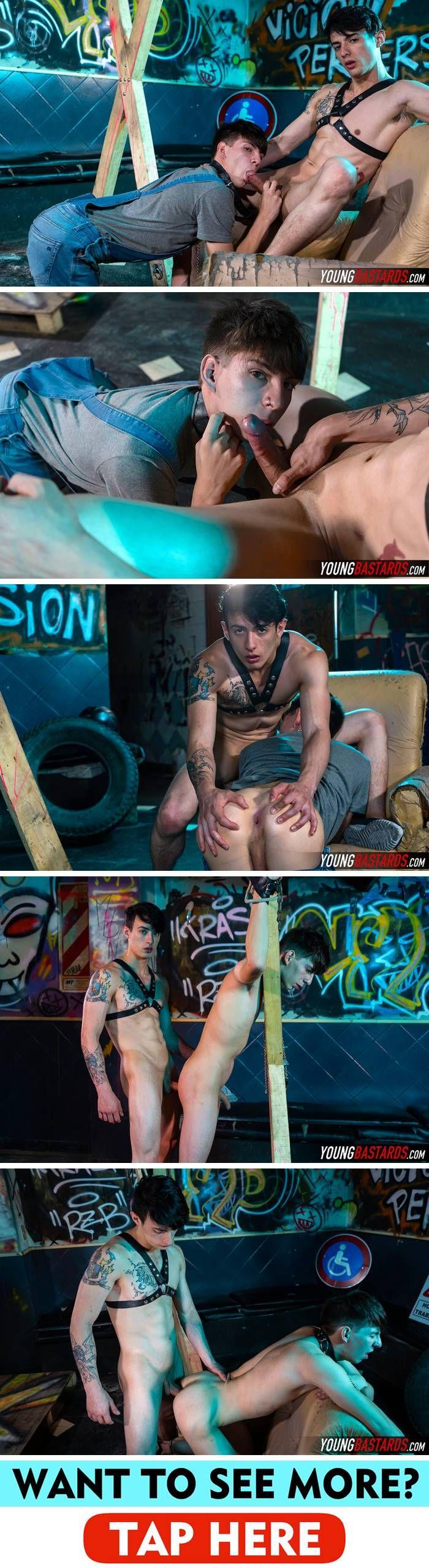 Young Bastards: Sly Conan & Nico Butti