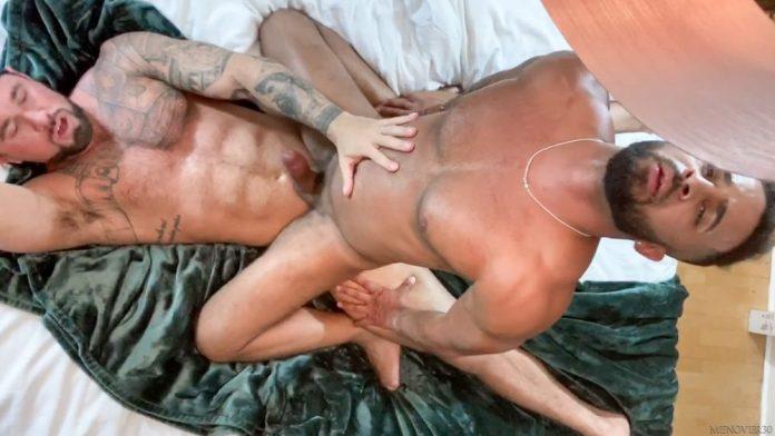 Damian Taylor & Michael Roman Flip For Pride Studios 1