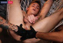 Daniel Karrington Fist Fucked By Erik Devil & Izan Loren 1