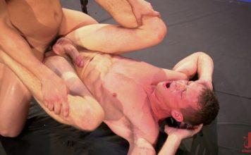 Gay Wrestling: Pierce Paris & Kaden Alexander 1