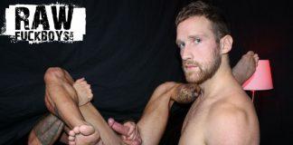RawFuckBoys: Logan Carter Fills Sean Duran 1