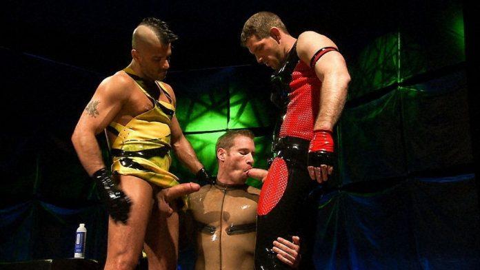 Titanmen Presents: Slick Dogs with Tony Buff & Dean Flynn 1