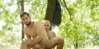 UK Naked Men: Donnie Marco & Terry Ellis 1