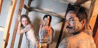 Alternadudes: Tatted Voyeur Watches Rockers Fuck 1