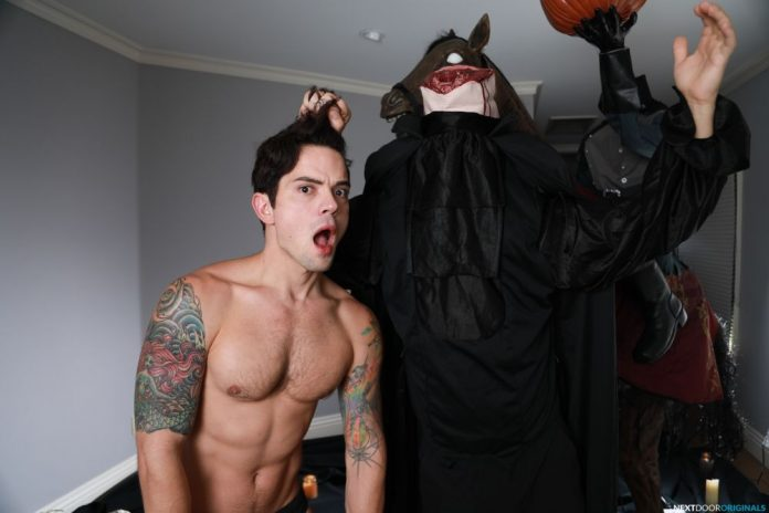 Headless Horseman - Michael Del Ray & Dakota Payne 1