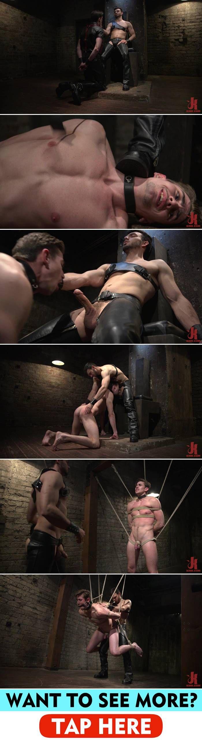 Kinkmen: Jason Maddox & Jack Hunter - Leather & Torments 1