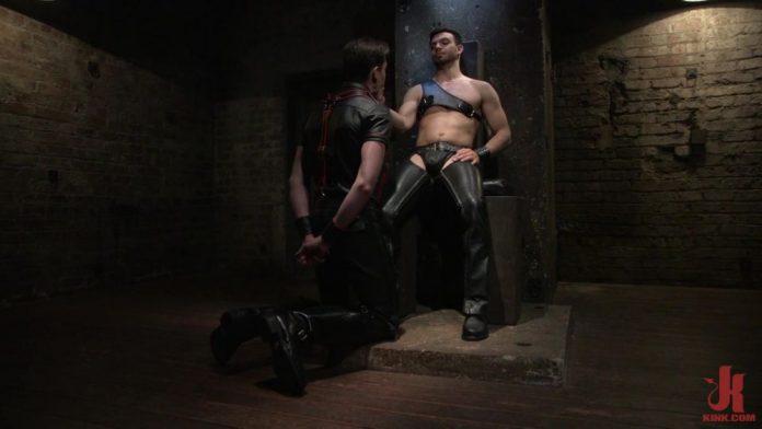 Kinkmen: Jason Maddox & Jack Hunter - Leather & Torments