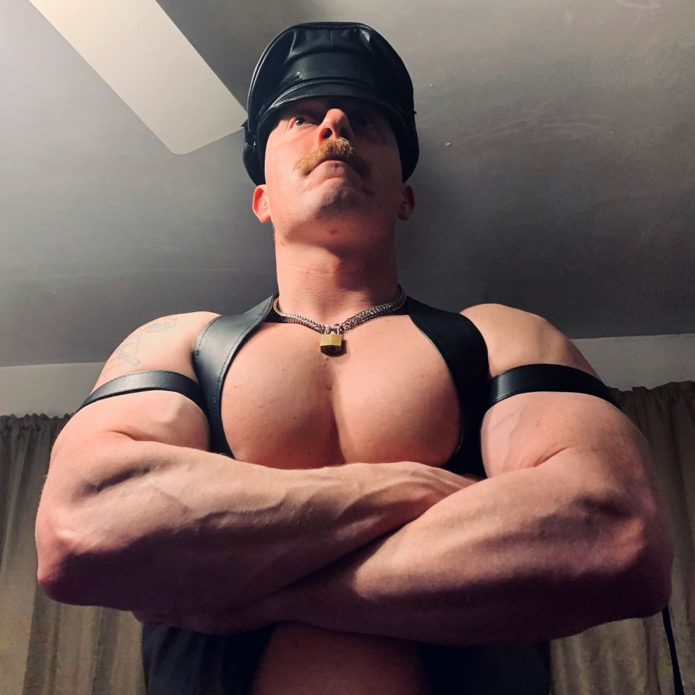 MuscleBearPorn: Jack Reed, Will Angell & Liam Angell 2