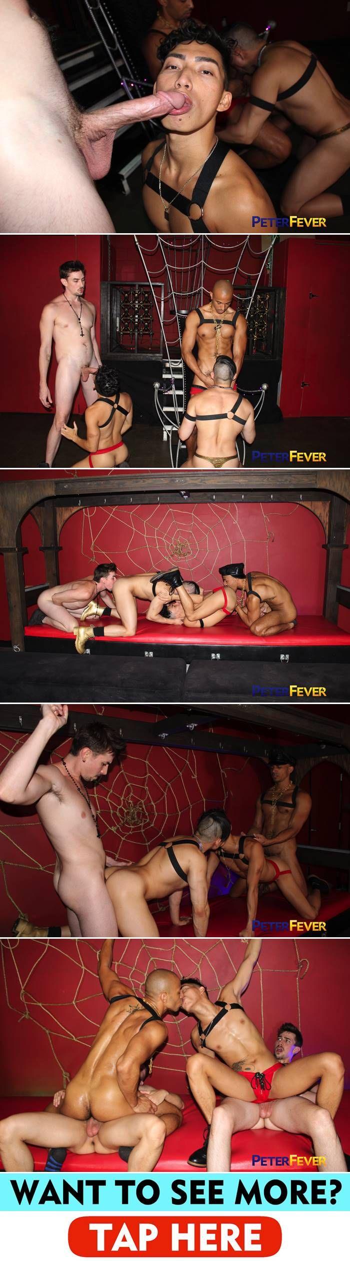 PeterFever: Zombie Cum Suckers 4 - The Orgy