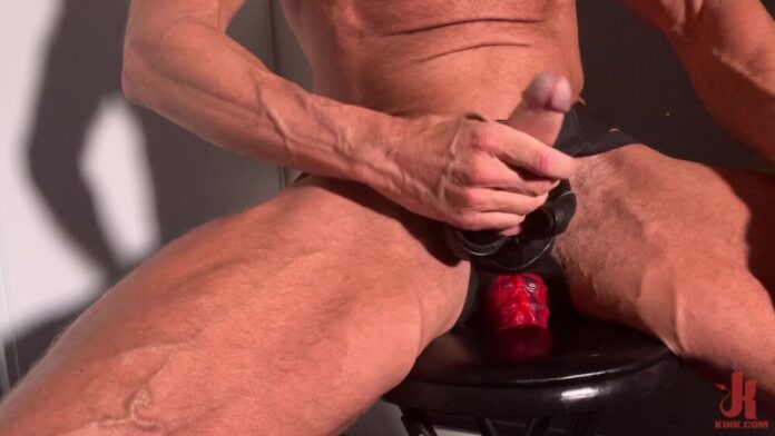 Dallas Steele - BDSM Solo for Kinkmen 1