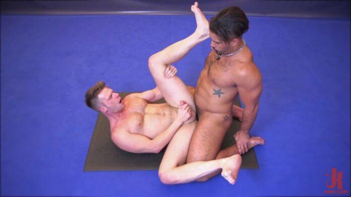 Gay Wrestling: Brian Bonds & Trey Turner 1