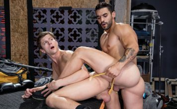 Take Me To Gripland: Arad Winwin & Austin Avery 1