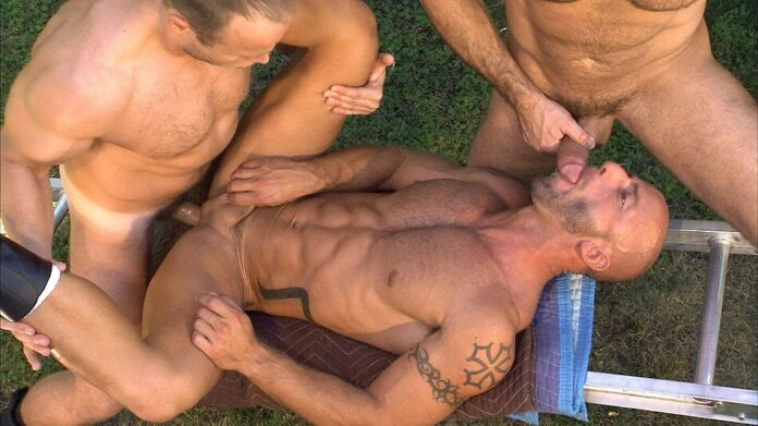 Titanmen Presents: Sweat Equity with Aymeric DeVille 1