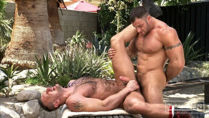 Titanmen presents: Swelter with Spencer Reed