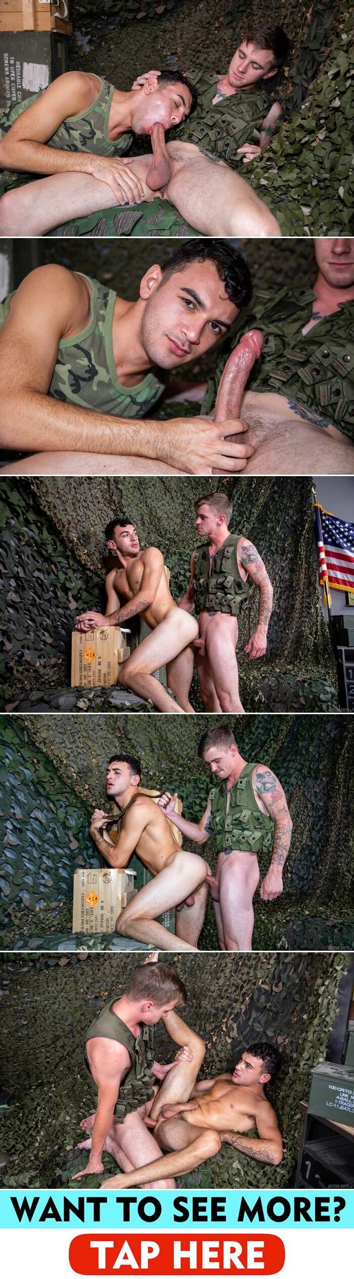 Active Duty: Ryan Jordan & Daniel Greene