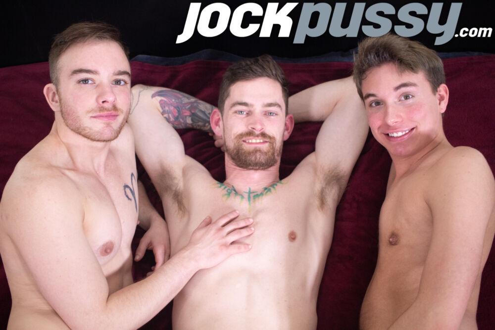 JockPussy: Holden Price, Luke Hudson & Patrick 2