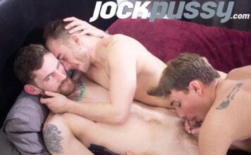 JockPussy: Holden Price, Luke Hudson & Patrick